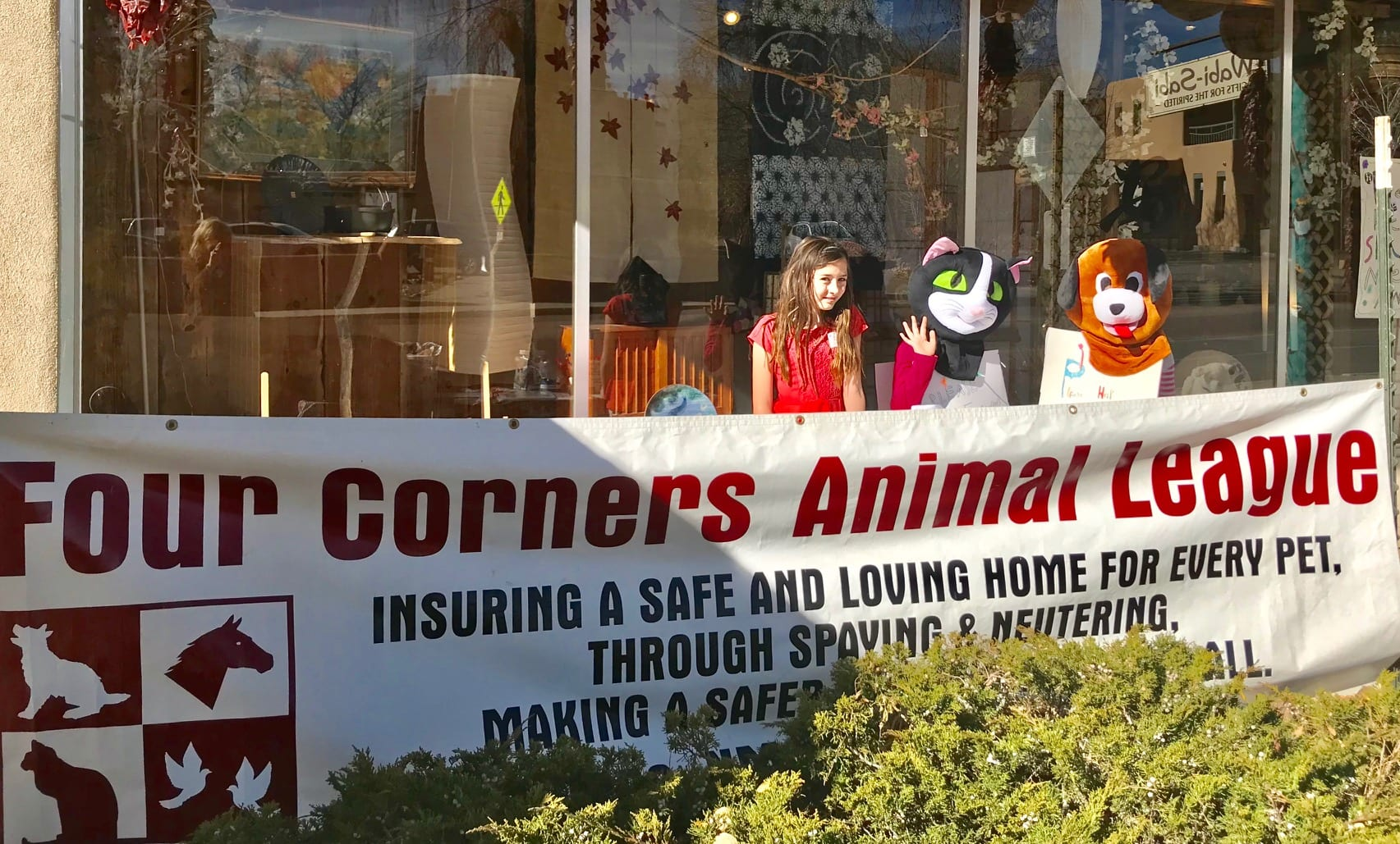 Four Corners Animal League